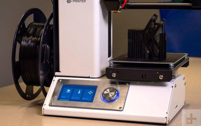 monoprice select mini v2 education 3d printer