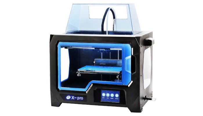 qidi tech x-pro fdm education printer