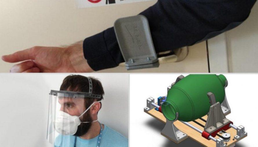 How 3D Printer Companies Are Saving Lives Amid COVID-19 Crisis