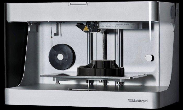 markforged 3d printing company