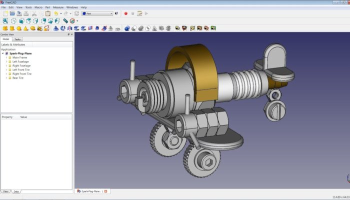 freecad best free cad software
