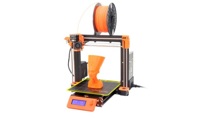 prusa i3 mk3s open source 3d printer