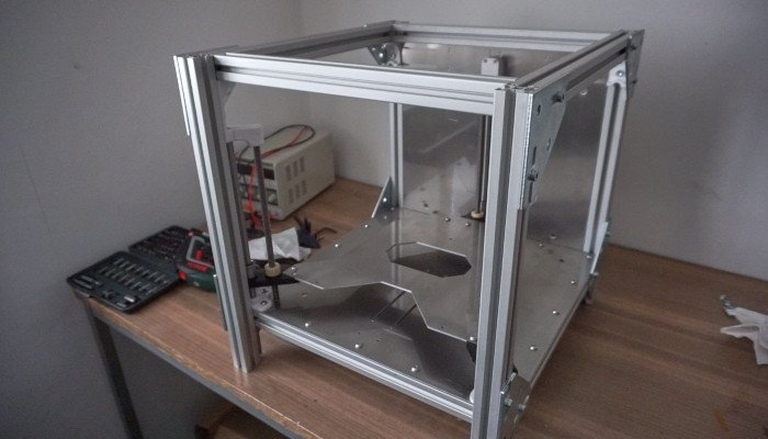 3d printer frame chassis part