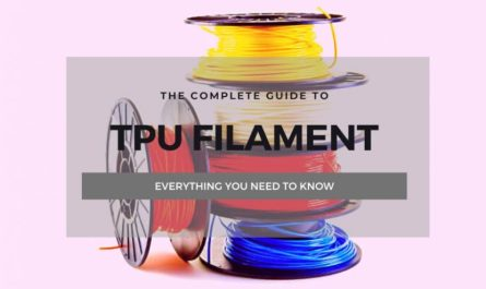 tpu filament 3d printing guide cover