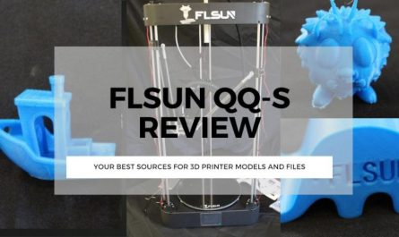 flsun qq-s 3d printer review and specs
