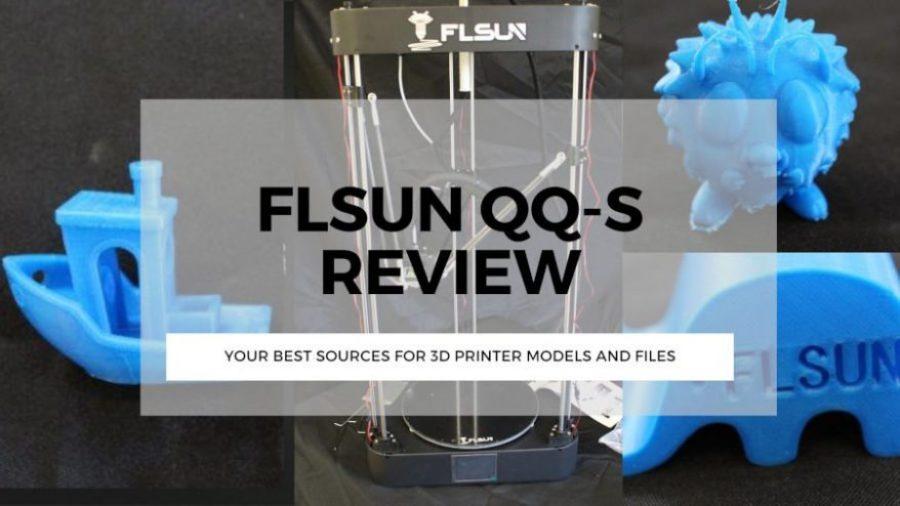 flsun qq-s 3d printer review and specs