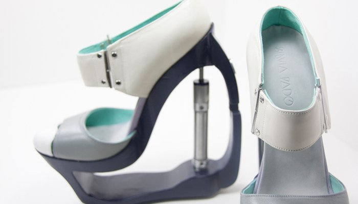 silvia fado 3d printed shoes