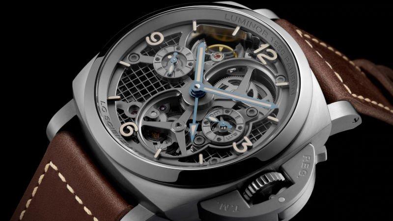 3d printed accessories luxury metal watch panerai