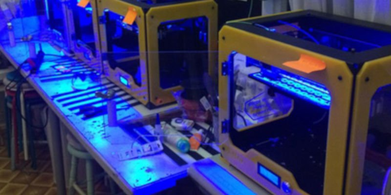 danit peleg workshop 3D printing fashion pieces
