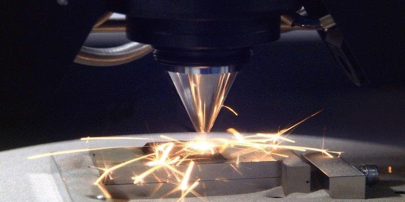 Aluminum 3D printing process