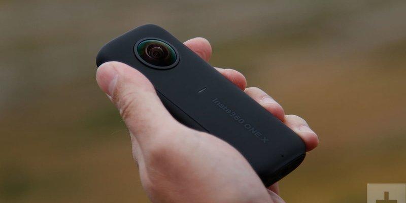 Insta360 One X 360 Camera