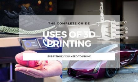 uses of 3d printing guide