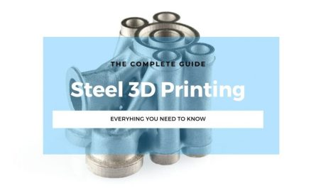 Steel 3D printing thumbnail