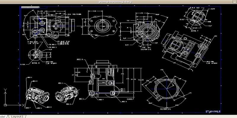 What is CAD - 2D CAD