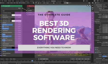 best 3d rendering software