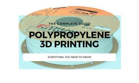polypropylene 3d printing pp filament