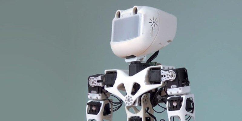 Poppy 3D printed Robot