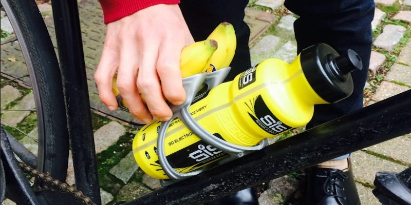 3D Printed Bike Accessory water bottle holder