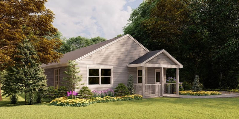 sq4d first 3d printed house for sale in usa