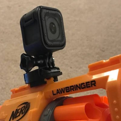 GoPro Mount Attachment