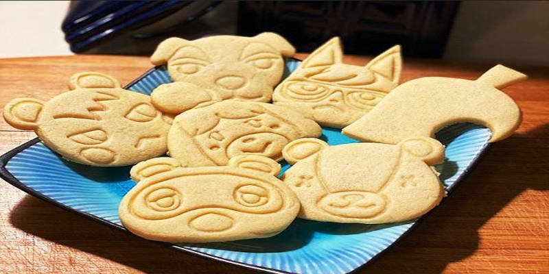 3D Printed Cookie Cutter Animal Crossing