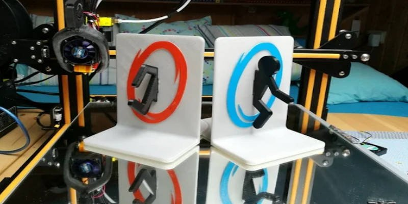 Best 3D Printed Gifts Portal Bookends
