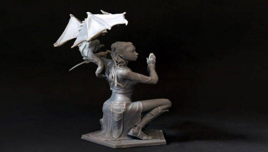 Sonia Verdu: 3D Printed Art, Lucid Dreams & Childhood Inspirations