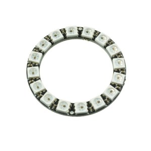 LED RGB ring 16 01