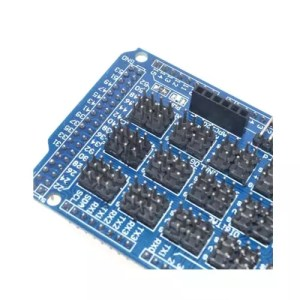 Arduino MEGA expansion shield 03