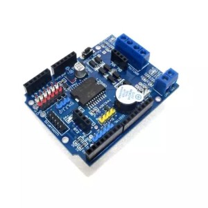 Arduino UNO Dual Channel DC Motor Driver Shield 01