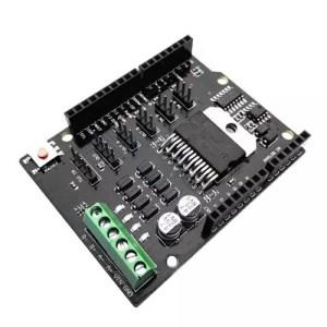 Arduino UNO Dual Channel DC Motor Driver Shield L298NH 02