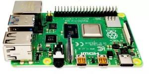 Raspberry Pi 4 Model B RAM 2G 4 Core 1.5Ghz 4K 01