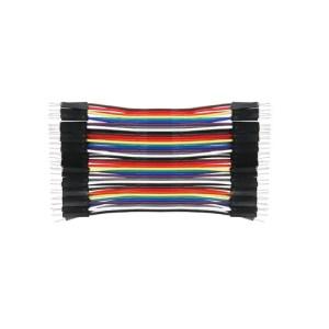 Kabel flat 10cm M M