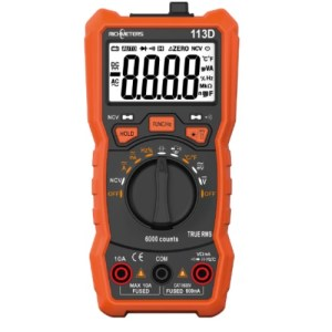 Multimeter digitalni RM113D 02