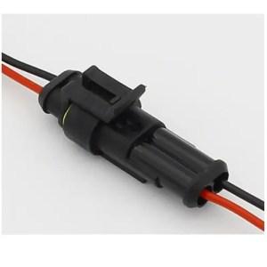 Konektor avtomobilski 2 pina 02