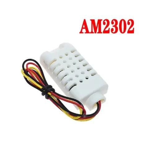 Senzor temperature in relativne vlage AM2302