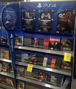 PlayStation: Point of Sale - PlayStation: Point of Sale - Graphic Design Sydney