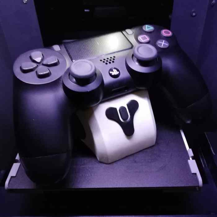 3D Printed PS4 controller stand by 3DWhip