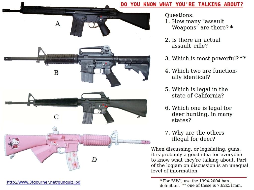 Definition Of Assault Rifle