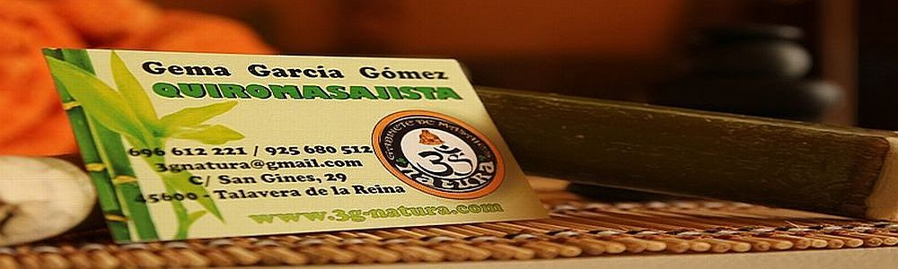 Centro de Masajes 3G Natura Talavera