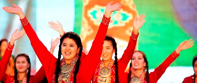 MTS Turkmenistan offers promo for national holiday
