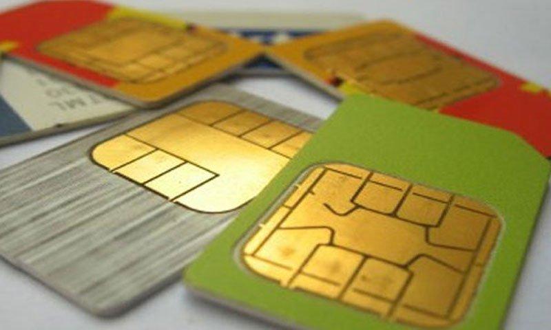 Pakistan to ban Afghan SIMs