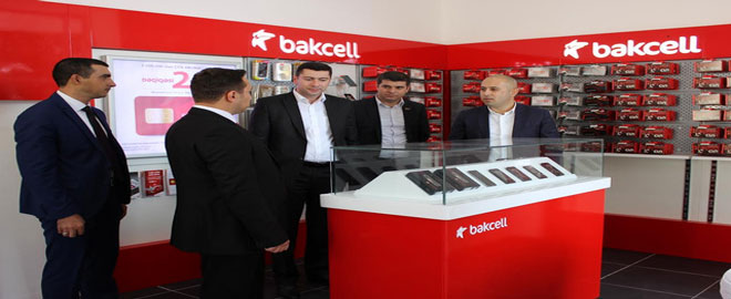 Bakcell opens flagship retail outlet in Sumgait