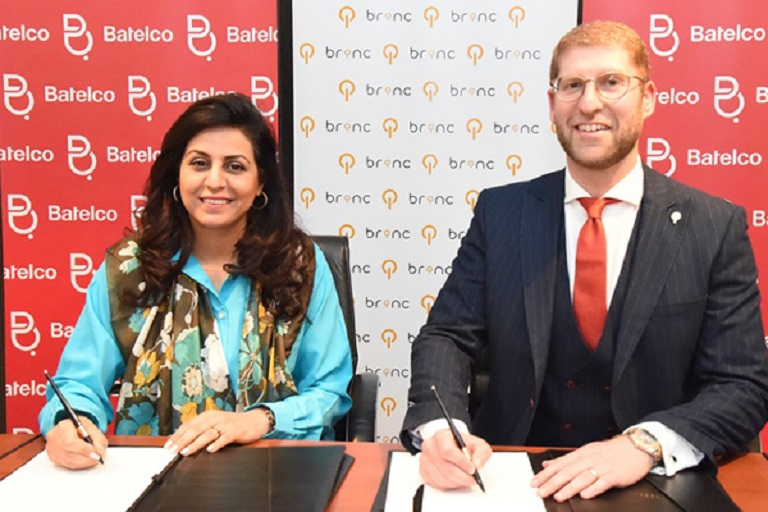 Batelco Partnered with Brinc to Launch IoT Hub