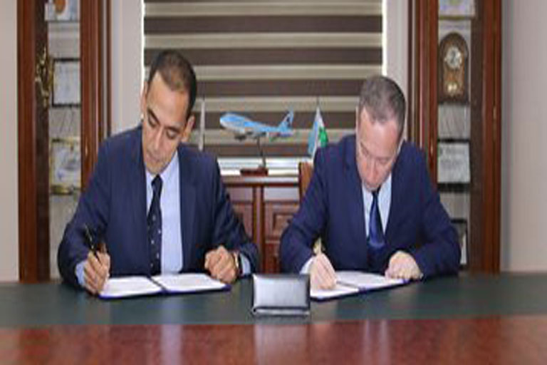 IUT and UZINFOCOM Signed MoU to Cooperate in Training Specialists