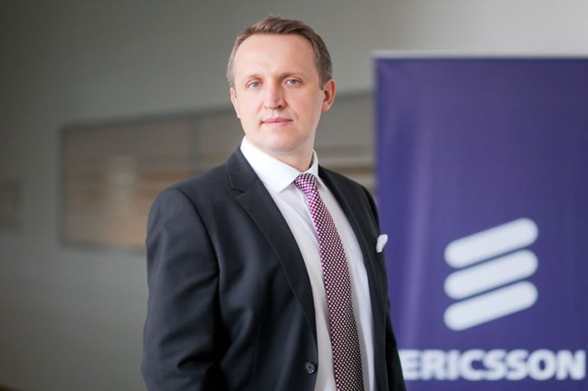 Ericsson appointed Wojciech Bajda to Motivate Company's Business in the GCC