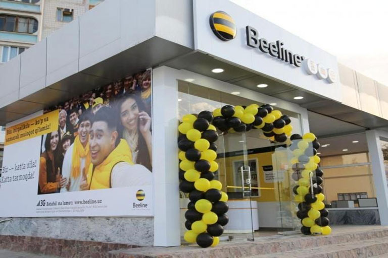 Beeline Uzbekistan Decided to Expand LTE Services across the Country