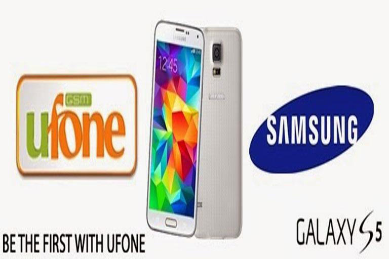 Ufone and Samsung Partner to Launch Handset Bundle Offer-PR