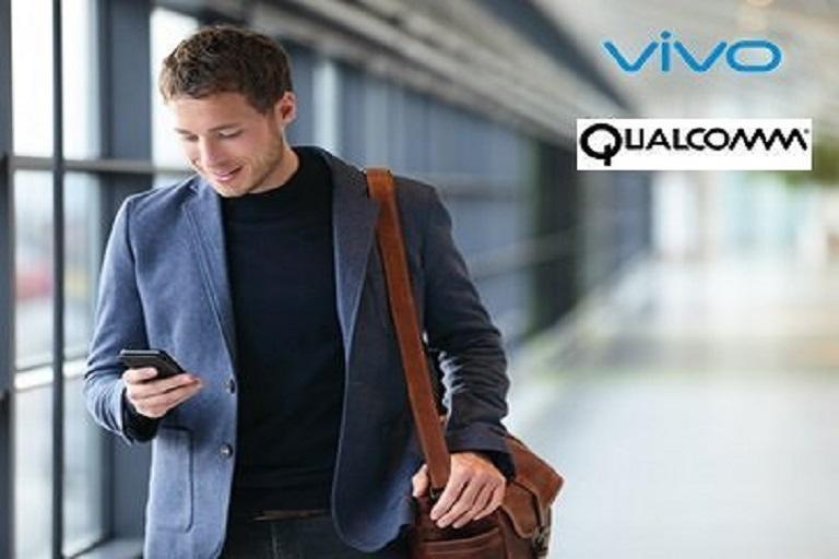 Vivo and Qualcomm Signed MOU Worth 4 Billion U.S. dollars