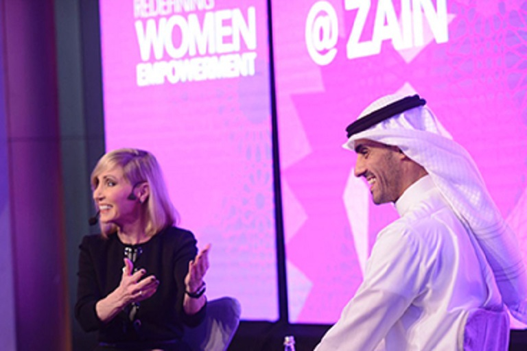 Zain Now Launches New Women Empowerment Network